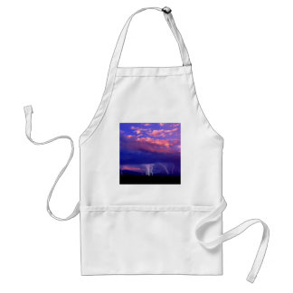 Nature Forces Striking In The Distance Standard Apron