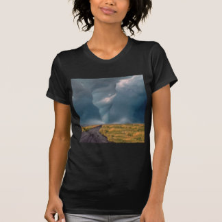 Nature Forces The Road To Destruction Tshirt