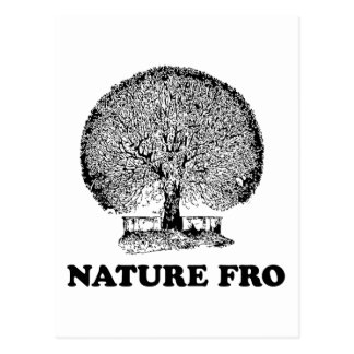 NATURE FRO POST CARD