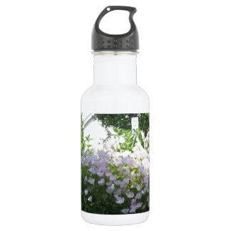 Nature Garden Flower CherryHill NewJersy NVN668 FU 532 Ml Water Bottle