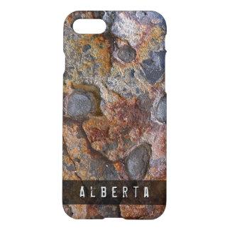Nature Geology Unique Rock Texture Custom Name iPhone 7 Case
