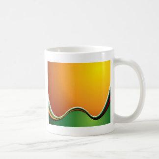 Nature glow coffee mug