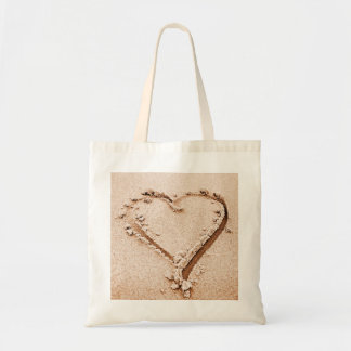 Nature | Heart in Sand Bag