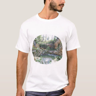 Nature in Spain T-shirt by IreneDesign2011