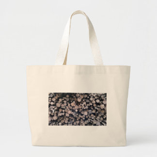 Nature in the countryside large tote bag