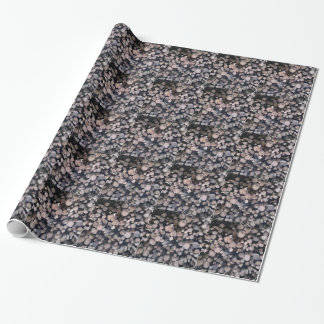 Nature in the countryside wrapping paper