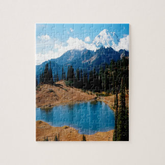 Nature Lakeside Natures Mountain Puzzles