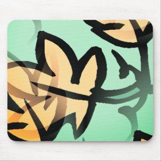 Nature_Leaf(c) Vivid-Leaf__ Mouse Mat