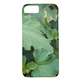 Nature leaves iPhone 8/7 case
