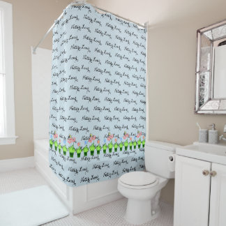 """Nature Lover"" Beautiful Shower Curtain"