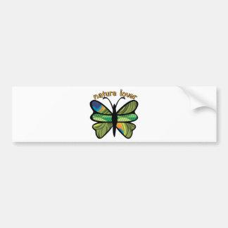 Nature Lover Bumper Sticker
