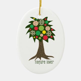 Nature Lover Christmas Ornament