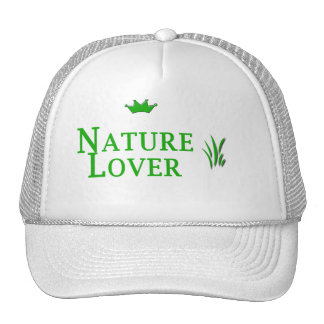 Nature Lover Hat