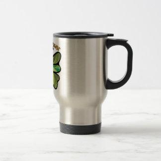 Nature Lover Stainless Steel Travel Mug