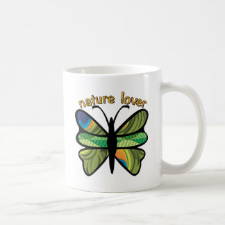 Nature Lover Basic White Mug