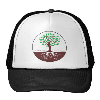Nature Loving Tree Hugger Cap