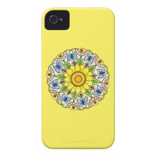 Nature Mandala Case-Mate iPhone 4 Case