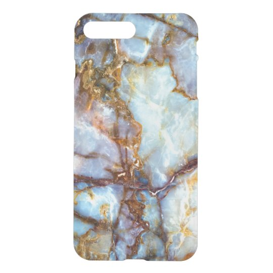 Nature Marble Stone Gold Texture iPhone 8 Plus/7