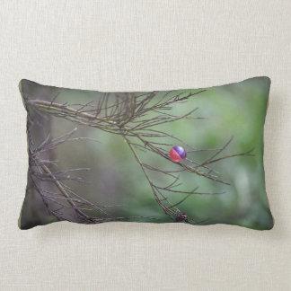Nature of Paintball Lumbar Pillow