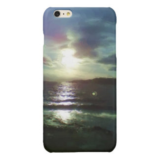Nature of sea paint iPhone 6 plus case