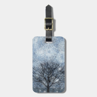 Nature of Survival Luggage Tag