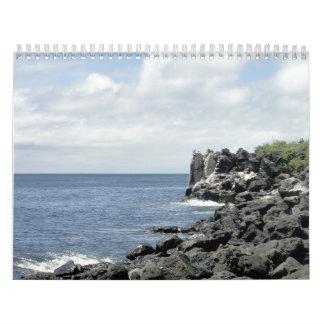 nature of the Galapagos Wall Calendars