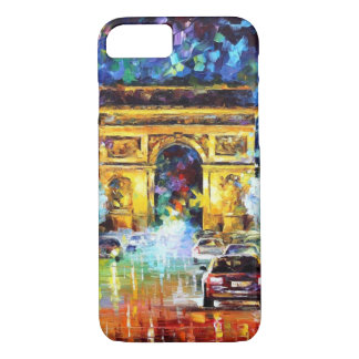 Nature Painting Apple iPhone 7, Barely There Case