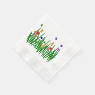 Nature Paper Napkins