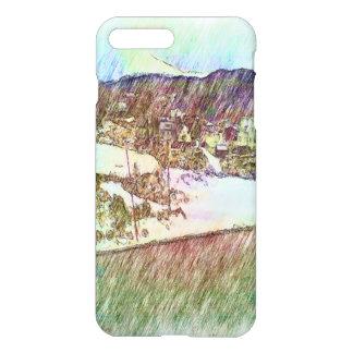 Nature photo paint iPhone 8 plus/7 plus case