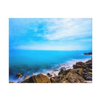 Nature photography |  ocean | sky canvas print