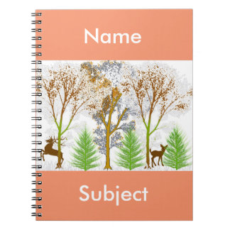 Nature Picture Note Book