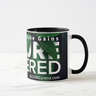Nature Powered. Eat Plants. Make Gains. Mug