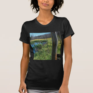 Nature Reserve Wilderness Water Hole Tshirt