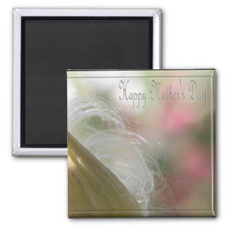 Nature' s Beauty/ Happy Mother's Day Refrigerator Magnets