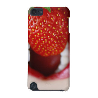 Nature s Candy - Woman Eating Strawberry iPod Touch (5th Generation) Cover