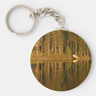 Nature's Reflections custom key chain