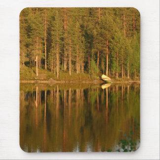 Nature's Reflections custom mousepad