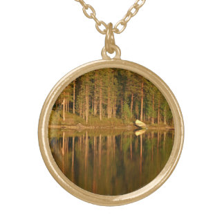 Nature's Reflections custom necklace