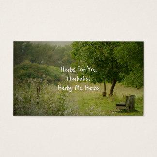 Nature Scene Business Card