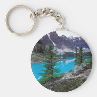 Nature scene  Keychain