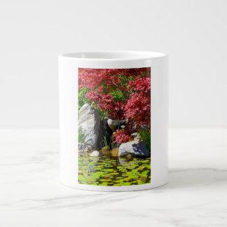 Nature scene mug