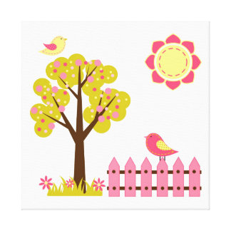 nature scenery for kids gallery wrap canvas