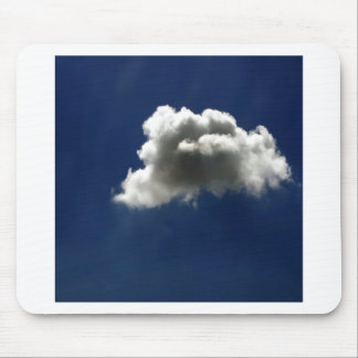 Nature Sky Clouds All Alone Mousepad