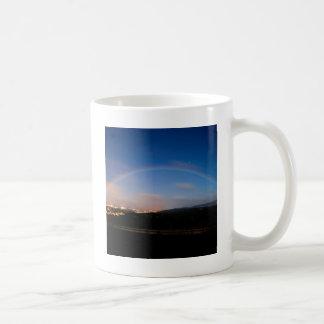 Nature Sky Night Spectrum Coffee Mugs