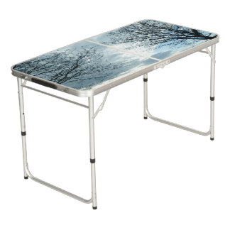 Nature Tailgate Size Pong Table