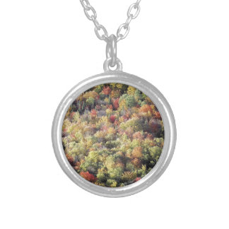 Nature Trees Autumn Forest Necklaces