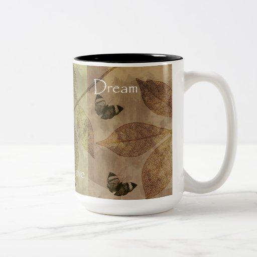 Nature Trio Coffee Mugs