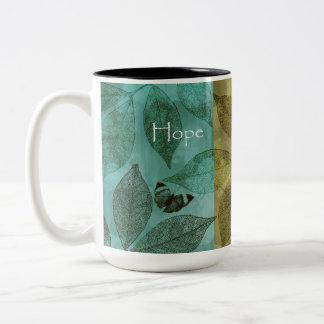 Nature Trio Two-Tone Mug