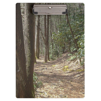 Nature Walk Clipboard