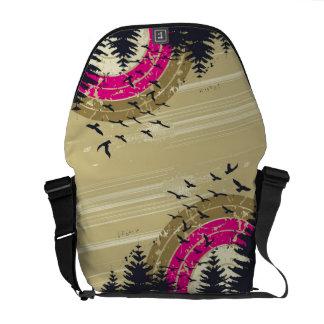 Nature Walk Messenger Bag